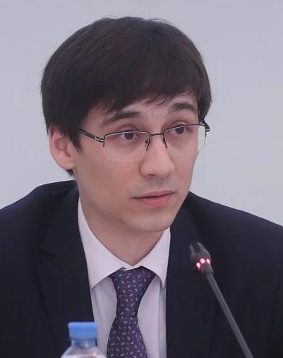 Шохрух Гуламов