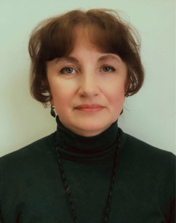 Галина Сокова