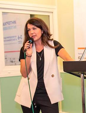Маргарита Зыбина