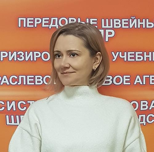 Наталья Чеснокова